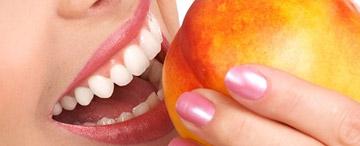 schöne, gesunde Zähne